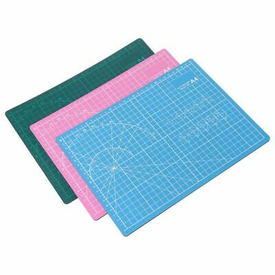 PVC A4Self Healing Cutting Mat Engraving Plate Quilting Grid Line Printed Board