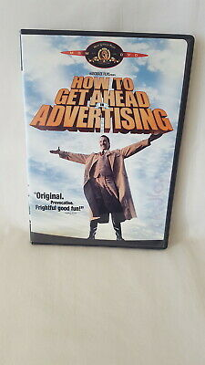 How to Get Ahead in Advertising ( DVD, Widescreen &  Full Frame) Out of Print