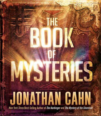The Book of Mysteries by Jonathan Cahn (2016, (P-D-F))