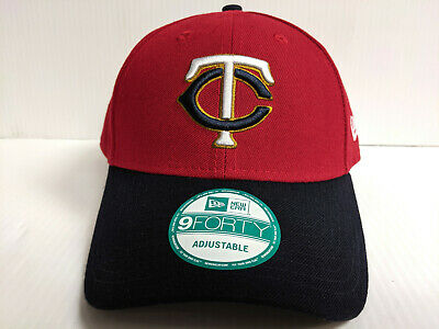 5580bb64db8284 MINNESOTA TWINS NEW Era Men's The League Camo 9FORTY Adjustable Hat ...