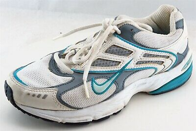 size 40 1245a 43b95 NIKE AIR STRUCTURE 3309054 TRIAX White/Blue Woman's SIZE 8 ...