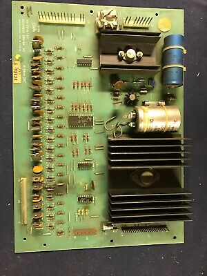 BALLY Pinball AS-2518-22 SOLENOID DRIVER BOARD For Parts or Repair