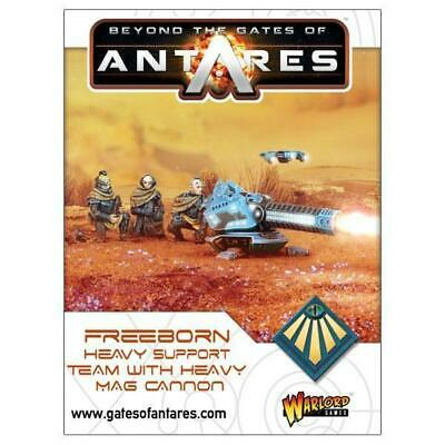 Warlord Gates of Antares Freeborn Heavy Mag Cannon Box MINT