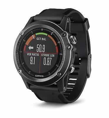 Garmin Fenix 3 GPS Multisport Watch with Outdoor Navigation (718577)