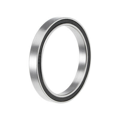6708-2RS Ball Bearing 40x50x6mm Double Sealed ABEC-3 Bearings