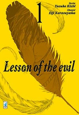 LESSON OF THE EVIL N. 1-2-3-4-5-6-7-8-9 - serie completa nuovo - star comics