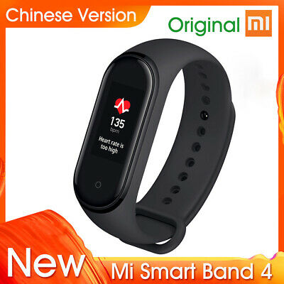 "Xiaomi Mi Band 4 Music Smart Bracelet 0.95"" AMOLED 50MWaterproof Sport Wristband"