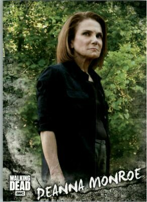 2018 The Walking Dead Road to Alexandria Characters #C16 Deanna Monroe