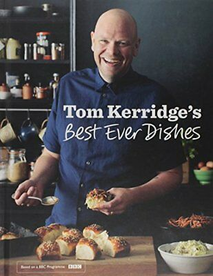 Tom Kerridge's Best Ever Dishes by Kerridge, Tom, NEW Book, FREE & FAST Delivery