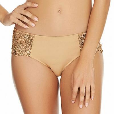 af5df39bcf5c6 Wacoal Flore Short Brief, Knicker Panties, WEPFA507 Opaline (Gold) Size  Small