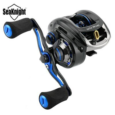 Lew/'s Speed Cast Round Baitcaster Reel 5.3:1 Right Hand Lews Model SC600