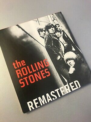 The Rolling Stones ‎– Remastered / ULTRA RARE PROMO CD SAMPLER