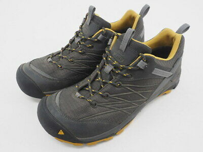 b430eadeebf KEEN MARSHALL WP Men Gray Hiking Shoes Size 11M Pre Owned CQ ...
