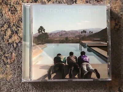 Jonas Brothers Happiness Begins Cd Brand New