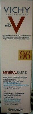 Vichy Laboratoires - Mineralblend - NEU - Make up Fluid - 06 Ocher - 30 ml