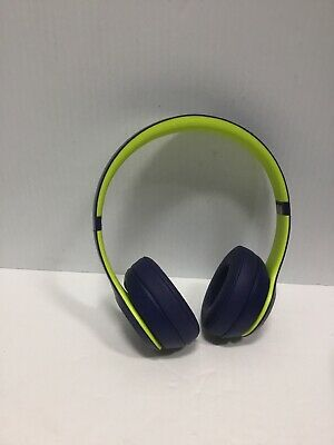 a145fc50aa3 Beats by Dr. Dre Solo3 Wireless Pop Indigo Beats Pop Collection On Ear 37443