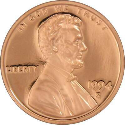 1994-S 1c Lincoln Cent Penny Choice Proof