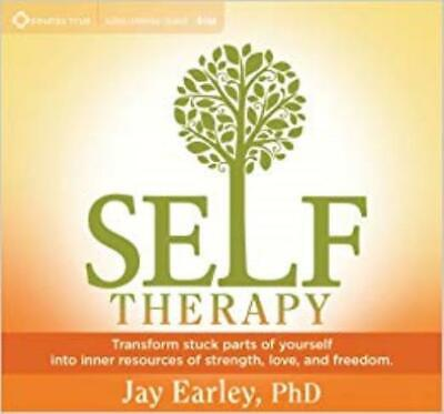 Self-Therapy AUDIO BOOK CD Jay Earley Transform Stuck Strength, Love, Freedom