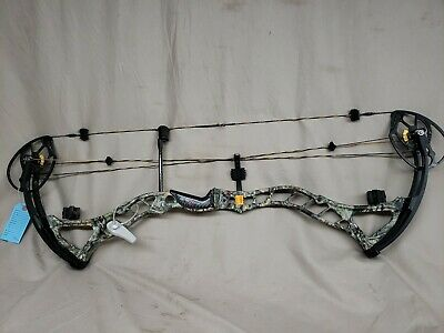 "VINTAGE PARKER COMPOUND Bow Right Hand, 28"" Draw 60lb Limbs"