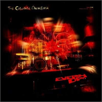 The Cinematic Orchestra - Every Day (2LP+MP3) Vinyl LP2 Ninja Tune NEW