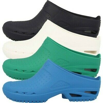 Wock Bloc Clog Shoes Sandal Mules Working Shoes Safety Shoes Unisex