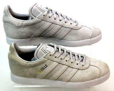 UNISEX ADIDAS GAZELLE SUEDE CLASSIC SPORTS SKATER PUMPS TRAINERS SIZES 4-9 FADED