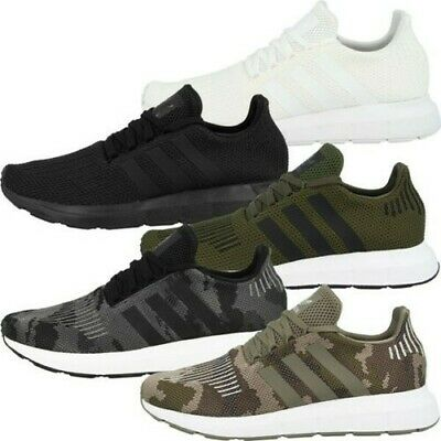ADIDAS SWIFT COURSE Homme Chaussures Baskets Loisirs Retro