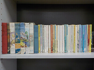 Elinor M. Brent-Dyer - Chalet School - 36 Books Collection! (ID:5272)