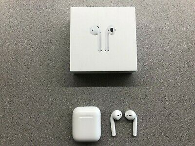 SWEET! Apple Airpod Wireless Earbuds With Charging Case 1st Gen