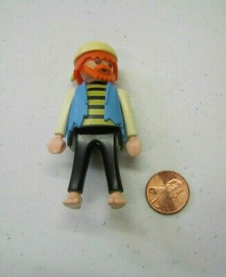 PLAYMOBIL BEARDS PIRATES SOLDIERS KNIGHTS NORTH CONFEDERATION REMAKE FIGURES