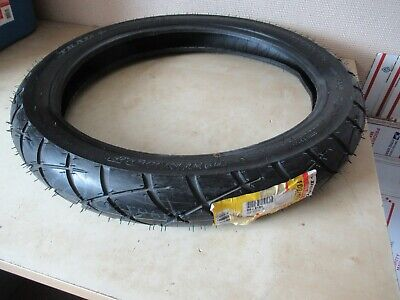 Motorcycle Tire - Dunlop Trailmax Tr91 100/90-19 57H - Tubeless Front