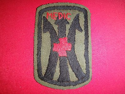 VIETNAM WAR PATCH, US 11th LIGHT INFANTRY BRIGADE - $10 98