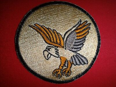 USAF 7th BOMB Squadron 34th Bombardment Group Patch (Inactive)