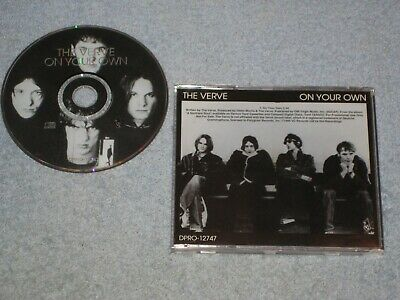 The Verve On Your Own USA promo CD, Vernon Yard DPRO-12747 A Northern Soul Oasis