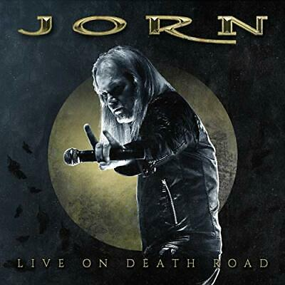 Jorn-Live On Death Road (W/Dvd) (Uk Import) Cd New