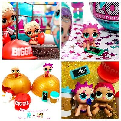 LOL Surprise Lil Roller Sk8er Skater Lil MC Swag Series1 Color Changer Dolls NEW