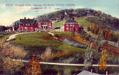 1912 Pinnacle Hills, Rochester Orphan Aslyum, New York