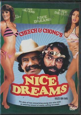 Cheech & Chong's Nice Dreams (DVD, 2006, Canadian, Widescreen) BRAND NEW