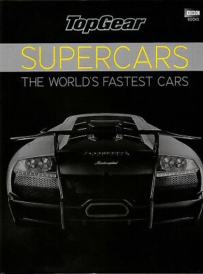 Book Top Gear Supercars, hardcover, 2010