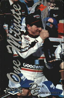 1994-95 Assets Phone Cards One Minute/$2  #5 Dale Earnhardt