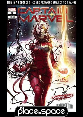 (Wk29) Captain Marvel, Vol. 11 #8B - Carnage-Ized Variant - Preorder 17Th Jul