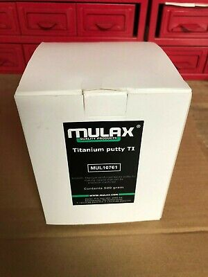 Devcon Mulax 500Gm Titanium Putty T1 - High Quality - DPD Shipping