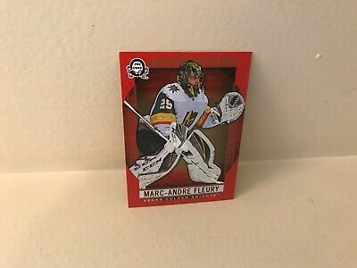 Opc 2018-19 Coast To Coast Red Superstars #115 Marc-Andre Fleury Nm