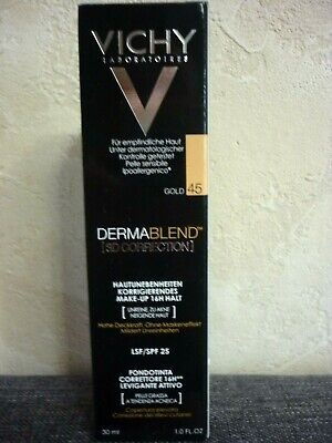 Vichy Laboratories - Dermablend - Korrigierendes  Make up 16h Halt - NEU - 30 ml