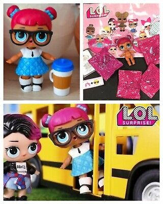 LOL Surprise Teachers Pet Doll Series 1 Ball Dolls Big Sister Authentic MgA New!