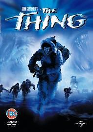 'The Thing' DVD New Sealed John Carpenter