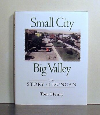 Duncan, Small City in a Big Valley, British Columbia