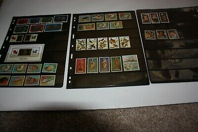 AITUTAKI Great Lot of Stamps & a SS Removed from Albums  AIT15June