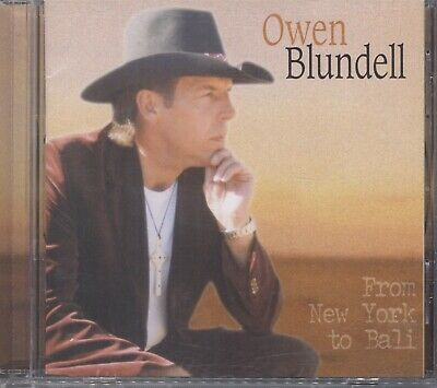 Owen Blundell From New York to Bali CD