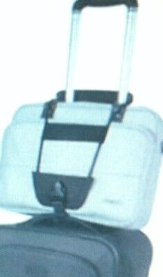 New Add A Bag Strap Travel Luggage Suitcase Adjustable Belt Carry On Bungee